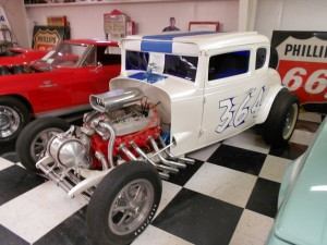restored 1931 chevrolet hot rod