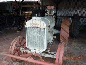 fordson series f tractor