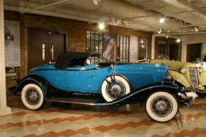 1932 auburn automobile