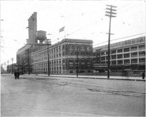 ford motor company highland park factory