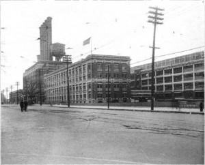 ford motor company highland park factory