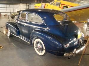 1942 chevy sedan