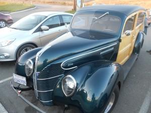1939 ford woodie