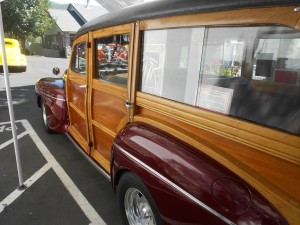 ford woody colors