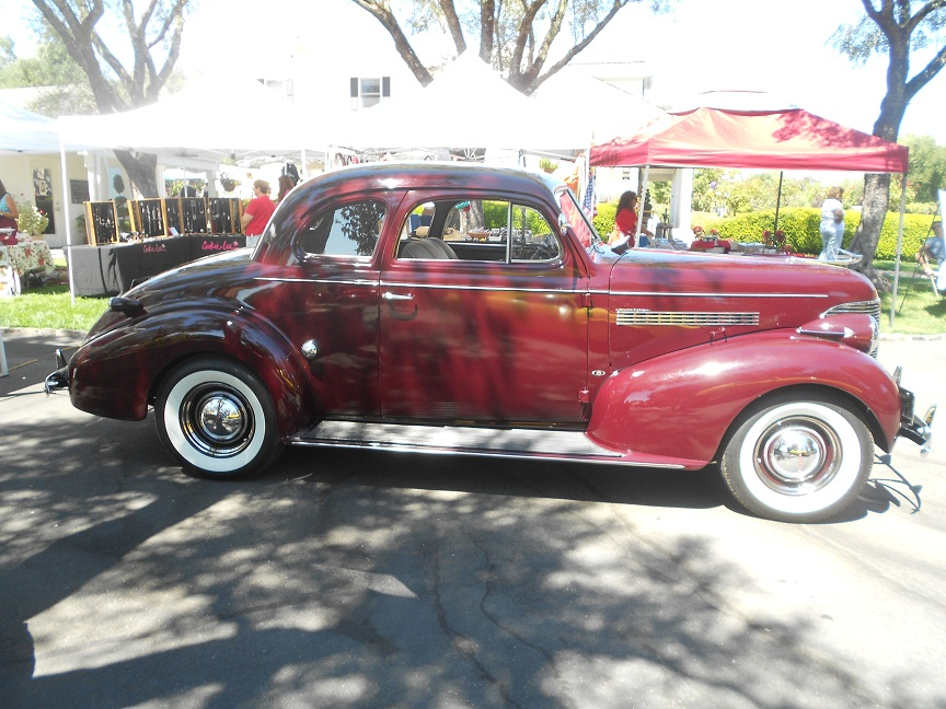 California Auto Sales >> 1939 Chevy / Master Deluxe Business Coupe | Auto Museum Online