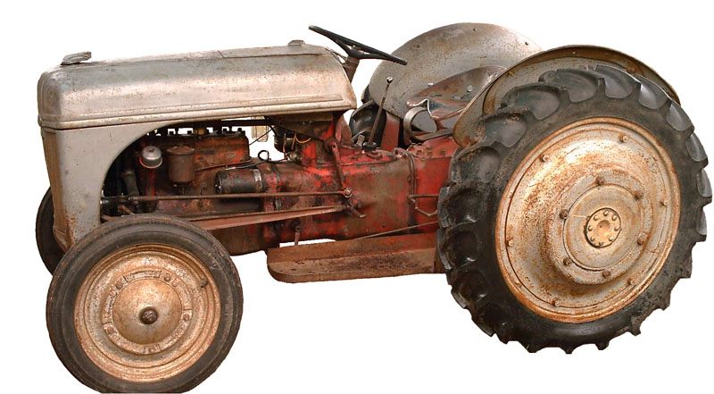 Ford Tractor Company : Ford motor company auto museum online