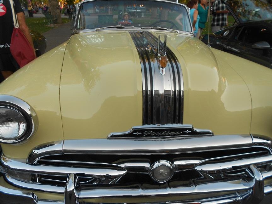 1953 Pontiac Chieftain Deluxe Convertible  Auto Museum Online