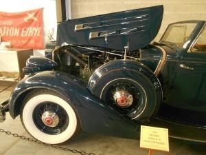 1935 packard 12
