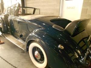 packard twelve cylinder 1935