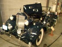 1935 packard 12 luxury car