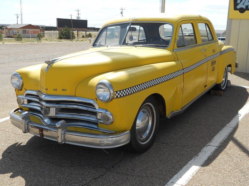The Taxi Cab Auto Museum Online