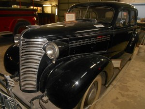 1938 chevrolet master deluxe sedan auto museum online for 1938 chevy 4 door sedan for sale