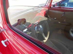 1935 ford coupe interior