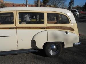1949 Chevrolet Woody Wagon all steel body
