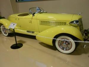 1935 Auburn Bobtail Speedster