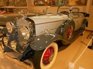 1931 Cadillac V-16 Sport Phaeton