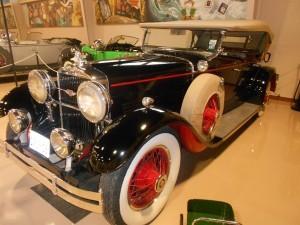 1929 Stutz Model M Le Baron Phaeton