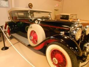 1929 Stutz Model M Series