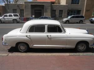 1958 Mercedes-Benz Ponton