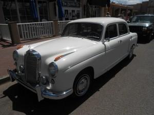 1958 Mercedes-Benz 220S Ponton