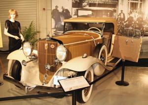1932 Studebaker President Coupe