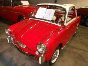 Autobianchi Covertible