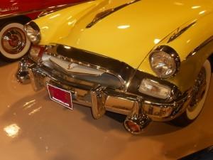 1955 Studebaker President Speedster grille work