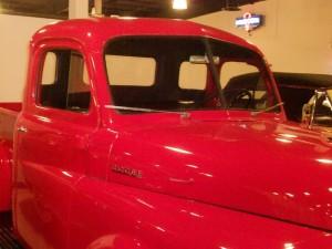 Dodge B Series Pilot House cab