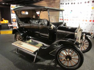 1922 Ford Model T Touring Car