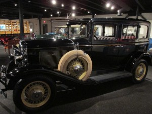 1930 Oldsmobile Deluxe