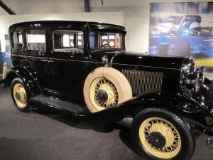 1930 Oldsmobile Deluxe Sedan