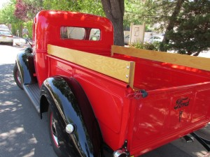 1938 Ford Half Ton Pickup | Auto Museum Online