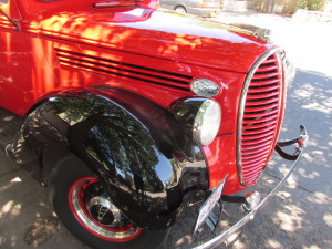 1938 Ford Half Ton Pickup grille