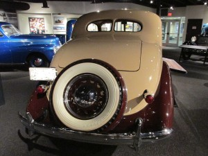 1936 Hudson Eight Coupe