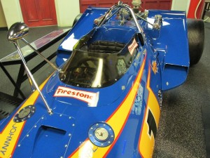 Al Unser's Johnny Lightning, 1971 Indianapolis 500 winner