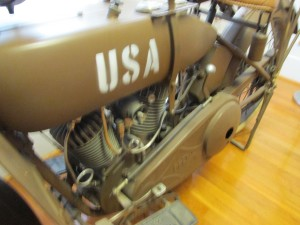 1917 Harley-Davidson Army Issue Motorcycle