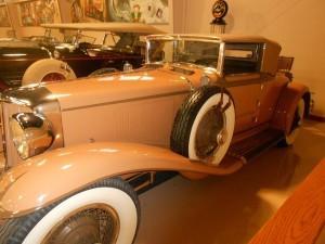 vintage car serial numbers