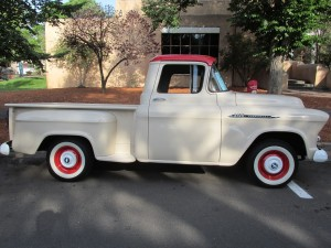1956 Chevy 3100 Series