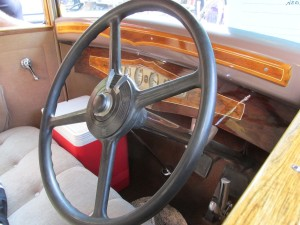 1929 Nash Coupe dashboard