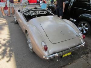 1959 MGA Convertible