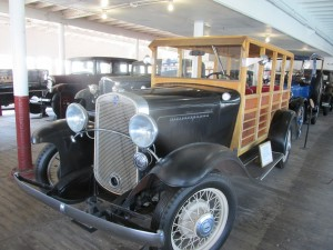 1931 Chevy Woody