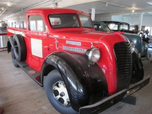 1937 Diamond T Pickup