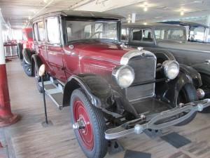1927 Nash Sedan