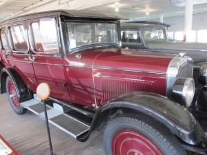 1927 Nash Six Sedan