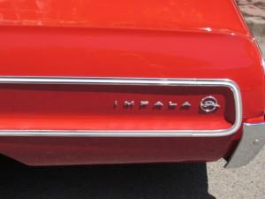 1964 Chevy Impala Emblem
