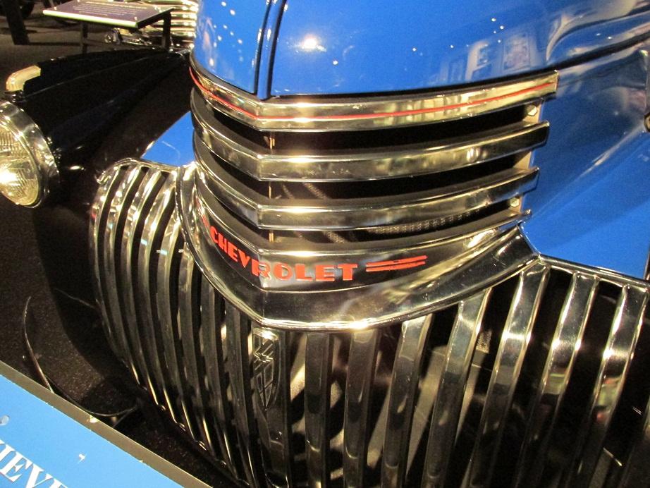 1941 Chevrolet Halfton Pickup Auto Museum Onlinerhautomuseumonline: 1946 Chevy Truck Vin Location At Elf-jo.com