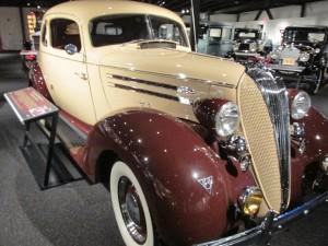 restored cars