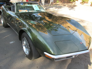 Third generation Chevy Corvette