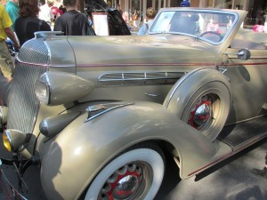 1936 Chrysler Convertible