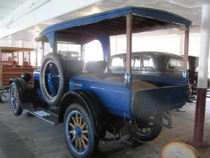 1924 Dodge Screenside